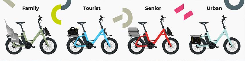 i:QIO Kompakt-Fahrräder von Hartje bei Griesis Radtreff in Grevenbroich und Kaarst